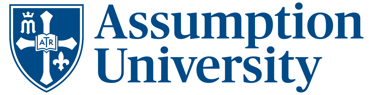 Assumption University Footer Logo
